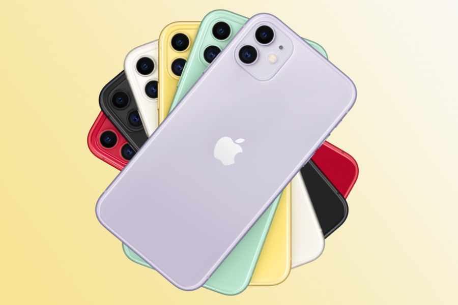 Apple to increase iPhone 11 production economytest